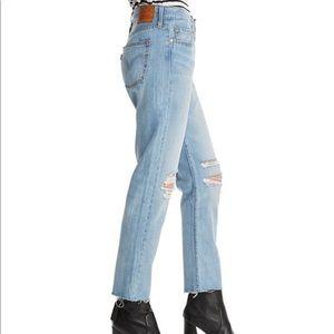 Levi's Jeans - NEW! Levi's 501 Taper jeans in Buena Noche